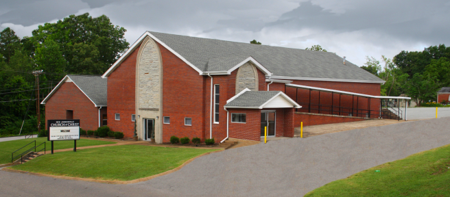 New Johnsonville church of Christ Building